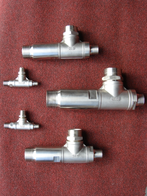 Desuperheaters, Steam Jet Heaters, Compressors, Syphons